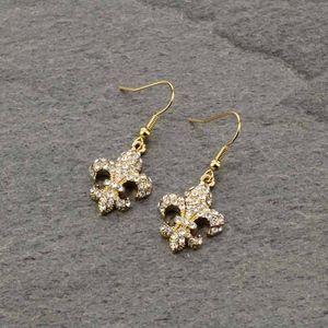 Fleur De Lis Earrings Jewelry New Orleans Saints
